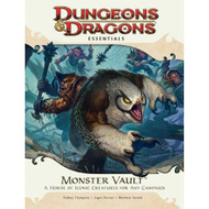 Wizards Of The Coast Monster Vault: An Essential Dungeons And Dragons - EE725139