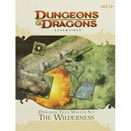 Dungeon Tiles Master Set The Wilderness 4th Edition D&d Tabletop Map - EE725138