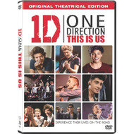 One Direction: This Is US On DVD With Jon Shone - EE557730