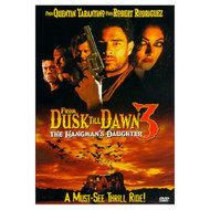 From Dusk Till Dawn 3: The Hangman's Daughter On DVD With Berto Tom - EE725144