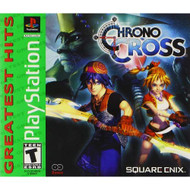 Chrono Cross PlayStation For PlayStation 1 PS1 RPG - EE555564