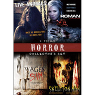 Horror Set 4 Films On DVD With Lucky Mckee - EE725195