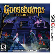 Goosebumps The Game Nintendo For 3DS - EE610890