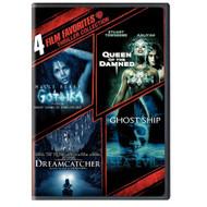 4 Film Favorites: Thrillers Dreamcatcher Ghost Ship Gothika Queen Of - EE725250