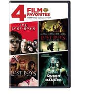4 Film Favorites: Vampires The Lost Boys Lost Boys: The Thirst Lost - EE725282