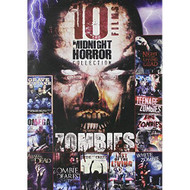 10-FILM Midnight Horror Collection: Zombies On DVD - EE725353