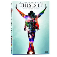 Michael Jackson's This Is It On DVD Music And Concerts Music & - EE725386