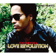 It Is Time For A Love Revolution By Lenny Kravitz On Audio CD Album 20 - EE725501