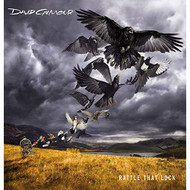 Rattle That Lock By David Gilmour On Audio CD Album 2015 - EE725638