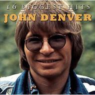 16 Biggest Hits By John Denver On Audio CD Album 2011 - EE725640