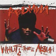 Whut? Thee Album By Redman On Audio CD 1994 - EE725772