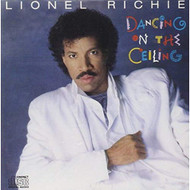 Dancing On The Ceiling 1986 By Lionel Richie On Audio CD Album - EE726170