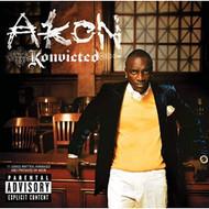Konvicted By Akon On Audio CD Album 2006 - EE726180