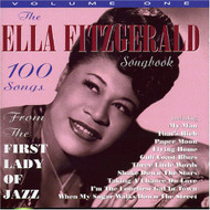 100 Songs From The First Lady Of Jazz By Ella Fitzgerald On Audio CD - EE726311