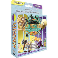 Steve Jackson Games Munchkin Ccg: Cleric And Thief Starter TCG - EE726573