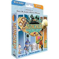 Steve Jackson Games Munchkin Ccg: Wizard And Bard Starter TCG - EE726574