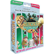 Steve Jackson Games Munchkin Ccg: Ranger And Warrior Starter TCG - EE726575