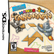Hands On Tangrams For Nintendo DS DSi 3DS 2DS - EE726650