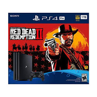 PlayStation 4 Pro 1TB Bundle Red Dead Redemption 2 - ZZ726683
