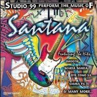 Santana Tribute On Audio CD Album - EE726788