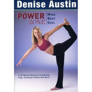 Power Zone: Mind Body Soul On DVD With Denise Austin Exercise - EE726804