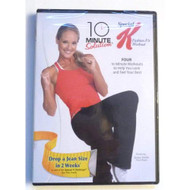10 Minute Solution Special K-Fashion Fit Workout On DVD Exercise - EE726810