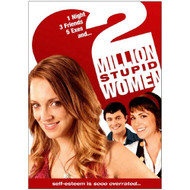 2 Million Stupid Women On DVD With Sarah Lindsay Hall - EE726889