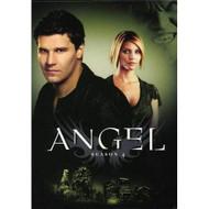 Angel: Season 4 Slim Packaging On DVD With David Boreanaz Horror - EE726931