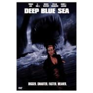 Deep Blue Sea On DVD With Thomas Jane - EE726970