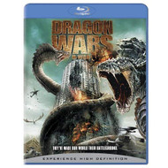 Dragon Wars D-War Blu-Ray On Blu-Ray With Jason Behr - EE726979
