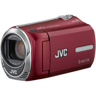 JVC GZ-MS230 Camcorder Red Camera - EE727060