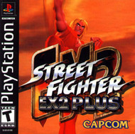 Street Fighter Ex 2 Plus For PlayStation 1 PS1 - EE727086