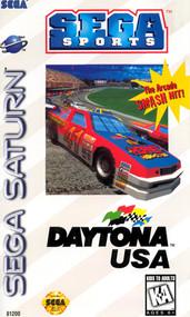 Daytona USA For Sega Saturn Vintage Racing - EE727088