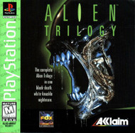 Alien Trilogy PS1 For PlayStation 1 Shooter - EE727092