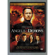 Angels And Demons On DVD With Hanks Tom - EE727256