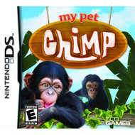 My Pet Chimp For Nintendo DS DSi 3DS 2DS - EE727263
