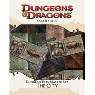 Dungeon Tiles Master Set The City: An Essential Dungeons And Dragons - EE727439