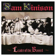 Leader Of The Banned By Kinison Sam 1990 On Audio CD Album - EE727474