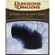 Caverns Of Icewind Dale Dungeon Tiles: A 4th Edition D&d Accessory Toy - EE727488