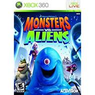 Monsters Vs Aliens For Xbox 360 - RR206537