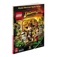 Lego Indiana Jones: The Original Adventures: Prima Official Game Guide - EE727508