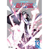 Bleach: Vol 13: The Rescue Episodes 50-53 On DVD Anime - EE727679