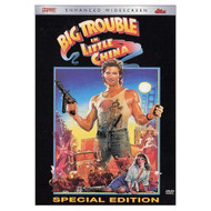 Big Trouble In Little China Special Edition On DVD With Kurt Russell - EE727791