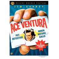 Ace Ventura Deluxe Double Feature Pet Detective / When Nature Calls On - EE727799