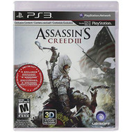 Assassin's Creed III Renewed For PlayStation 3 - ZZ727836