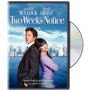 Two Weeks Notice Widescreen On DVD With Sandra Bullock 2 Romance - EE727845