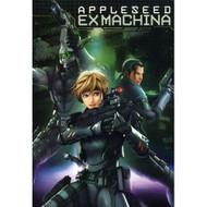 Appleseed Ex Machina Single-Disc Edition On DVD - EE727905