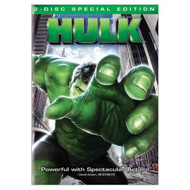 Hulk Special Edition On DVD With Eric Bana - EE727982
