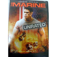 The Marine Unrated On DVD With John Cena - EE727994