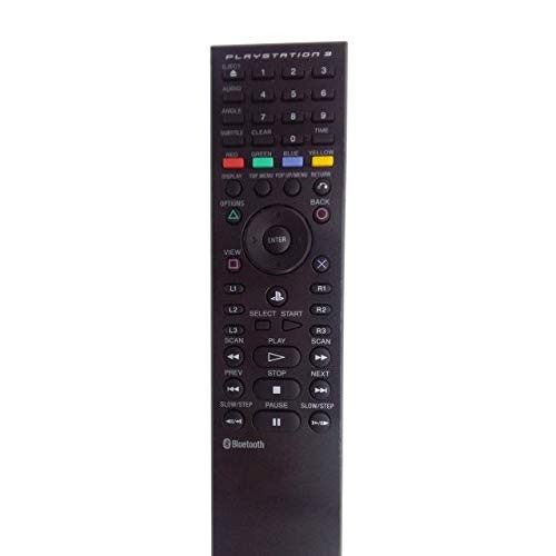 Wireless Remote PS3 Blu-Ray Disc Remote Controller Renewed For - ZZ728014
